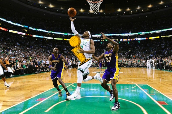 Rondo is carrying the prize: let's see this thing wrap up on Tuesday and make this picture a reality.