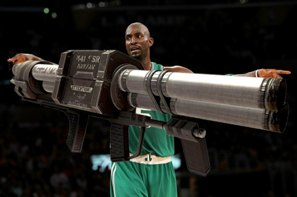 KG will be prepared for game 2. Yes he will.