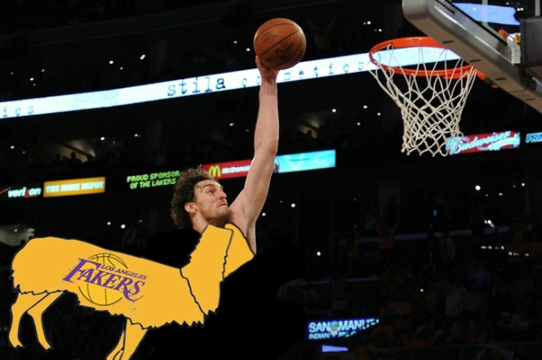 The Spanish Llama needs to be stopped in the second game. Notice: it's simply the Fakers, not the Lakers.